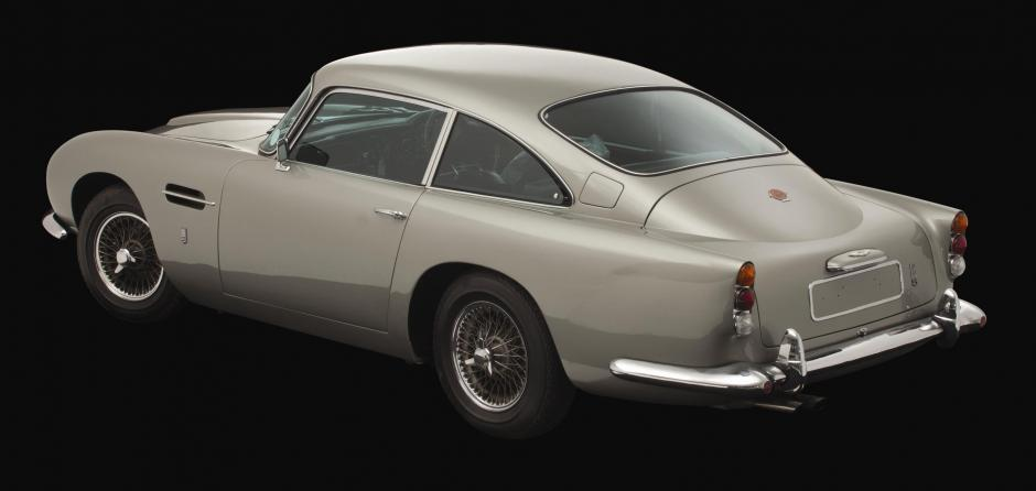 Aston Martin owned George Harrison sold for £350,000