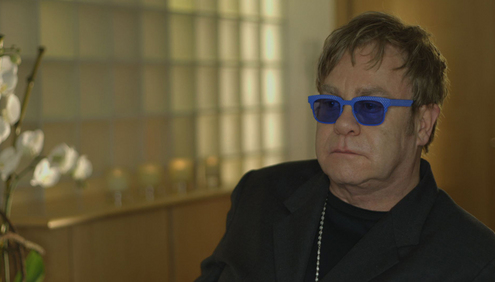 Sir Elton John & David Furnish Discuss Their Defining Moment