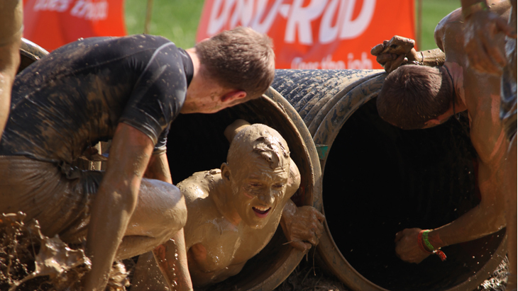 Tough Mudder North West descends on the Cholmondeley Estate in Cheshire