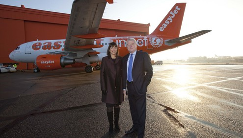 easyJet passengers help UNICEF raise over £1 Million this Christmas