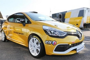 First Batch Of Fourth Generation Racing Clios