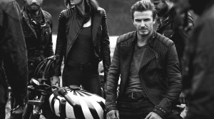 Leather Clad Beckham & Celebrity Guests Celebrate Belstaff Bond Street Flagship Store