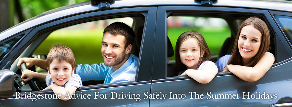 Driving Safely Into The Summer Holidays