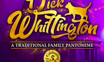 Dick Whittington Panto